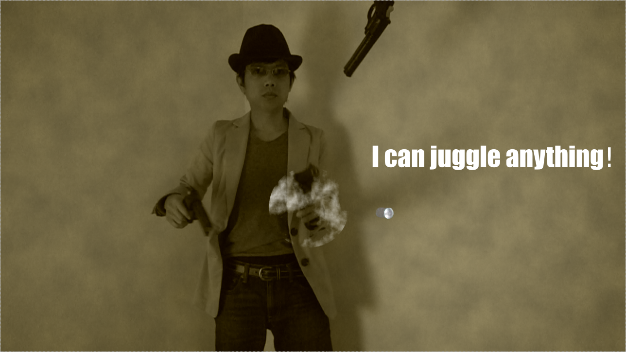 i can juggle anything